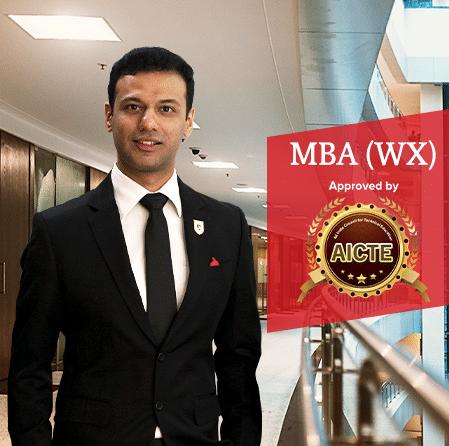 NMIMS MBA WX Program